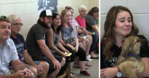 These Families Met Their Adopted Puppies For The First Time, And It's Too Cute To Handle